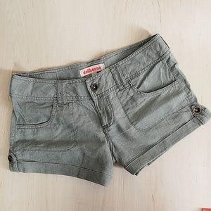 NWT Dollhouse Junior Shorts
